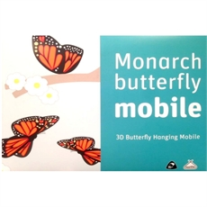 Hanging Mobile Monarch Butterflies-under-$50-The Vault