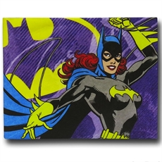 Mighty Wallet Batgirl-for-him-The Vault
