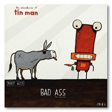 Tin Man Bad Ass Box Frame -tin-man-The Vault