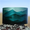Alum Cuff Southern Alps Teal-jewellery-The Vault