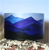 Alum Cuff Southern Alps Cobalt-jewellery-The Vault