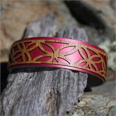 Narrow Veneer Cuff Tivaev Berry-bracelets-and-cuffs-The Vault