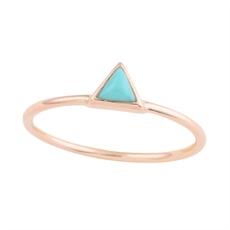 Stackable Triangle Ring-rings-The Vault