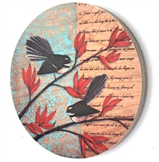Fantail Wall Art Justine Hawksworth-house-The Vault