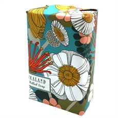 NZ Native Flower Soap-woman-The Vault