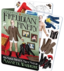 Magnetic Dress Up Freudian Finery -fun-The Vault