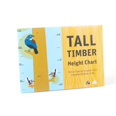 Tall Timber Height Chart Native Birds-child-The Vault
