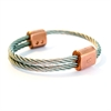 Guywire Adjustable Bracelet Chunky-jewellery-The Vault