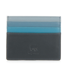 Small Credit Card Holder Smokey Grey-for-him-The Vault