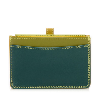 Pull Up Credit Card Holder Evergreen