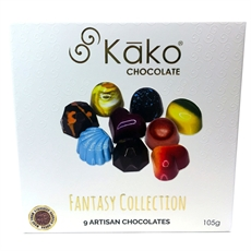 Kako 9 Piece Artisan Chocolate-miscellaneous-The Vault
