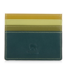 Small Credit Card Holder Evergreen-wallets-and-bags-The Vault