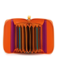 Zip Round Fan Card Holder Copacabana-for-her-The Vault