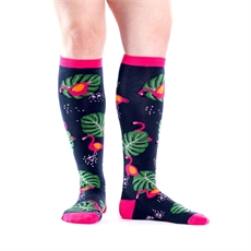 Female Knee High – Flamingo-clothing-and-accessories-The Vault