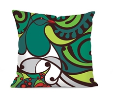 Shane Hansen Kereru Cushion Cover-house-The Vault