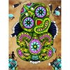 Calavera Tiki A4 Print-home-The Vault