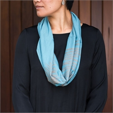 Merino Scarf Infinity Ponga Petre-for-her-The Vault
