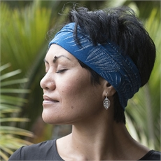 Merino Lady Headover Ponga Azure-clothing-and-accessories-The Vault