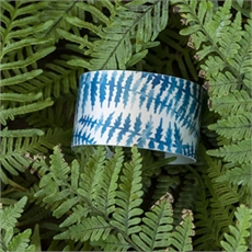 Alum Cuff Ponga Azure-jewellery-The Vault