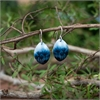 Alum Forest Earrings Azure-jewellery-The Vault