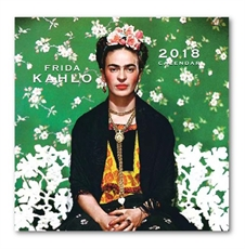 Frida Kahlo 30cm Calendar 2018-office-The Vault