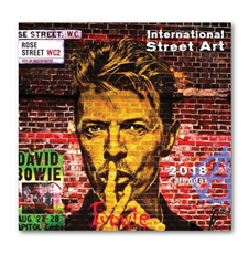 International Street Art Calendar 2018-office-The Vault