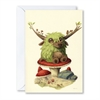 The Mushroom Sitter Card-cards-The Vault
