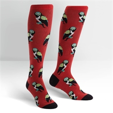Female Knee High Birds of Prey-clothing-and-accessories-The Vault