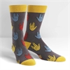 Men's Crew Socks Salutations-for-him-The Vault