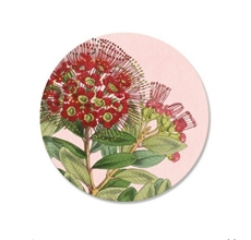 Vintage Rata Coaster Single -house-The Vault
