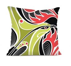 Cushion Cover Shane Hansen Bellbird-house-The Vault