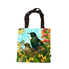 Botanical Tui Tote Bag-for-her-The Vault