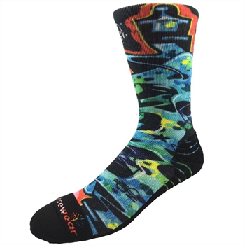 Men's Graffiti Eco Socks