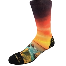 Horizons Eco Socks Men's-for-him-The Vault