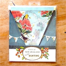 Vintage NZ Bunting-kiwiana-The Vault