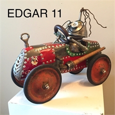 Edgar Robot 11-house-The Vault