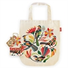 Tote Bag Colourful Birds-under-$50-The Vault