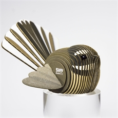 NZ Fantail Baby 3D Collectable Model-under-$50-The Vault