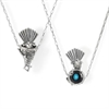 Nesting Fantail Necklace-jewellery-The Vault