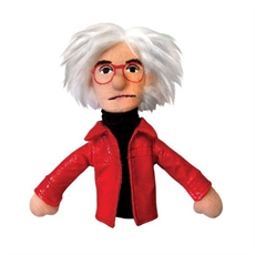 Andy Warhol Magnetic Finger Puppet-toys-and-educational-gifts-The Vault