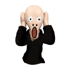 Scream Magnetic Finger Puppet-under-$50-The Vault