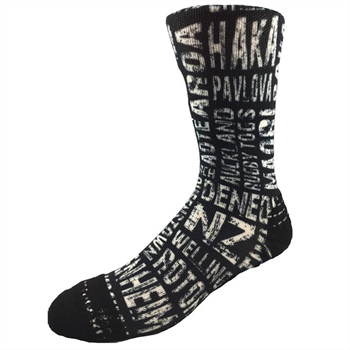 Men's Kiwiana Eco Socks