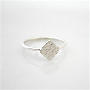 Piece Ring Sterling Silver