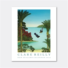 Clare Reilly 2019 Bird Calendar-under-$50-The Vault