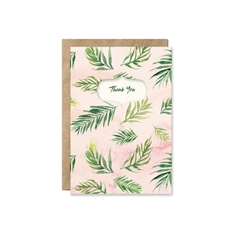 Summer Breeze 'Thank You' Card-cards-The Vault