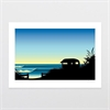 Rise and Shine A4 Print-home-The Vault