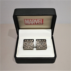 Spiderman Square Cufflinks-for-him-The Vault