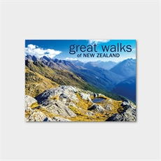 Great Walks of NZ 2019 Calendar -new-The Vault
