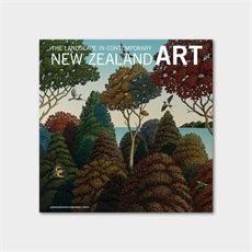 Landscape NZ Art 2019 Calendar -new-The Vault