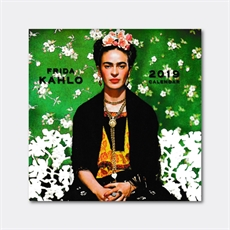 Frida Kahlo Calendar 2019 21x21cm-under-$50-The Vault